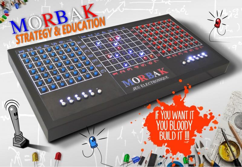 construct an electronic morbak