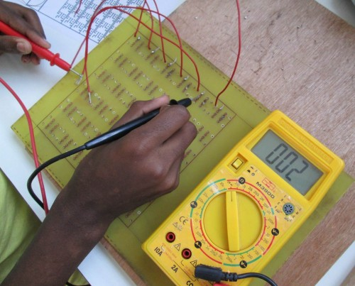 electrical conduction test