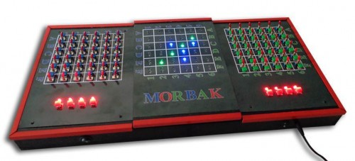 the prototype 1 of multiplayer game morbak
