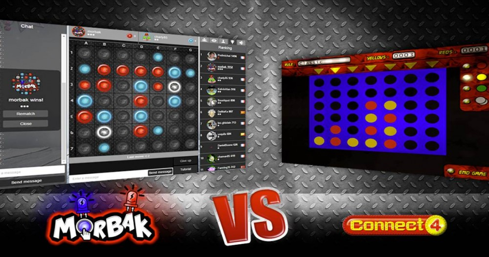 MORBAK VS CONNECT 4